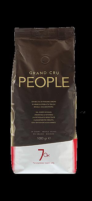7Gr. People Grand Cru Bohnen 1kg