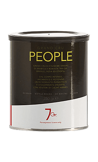 7Gr. People Coffee Grand Cru Bohnen 250g