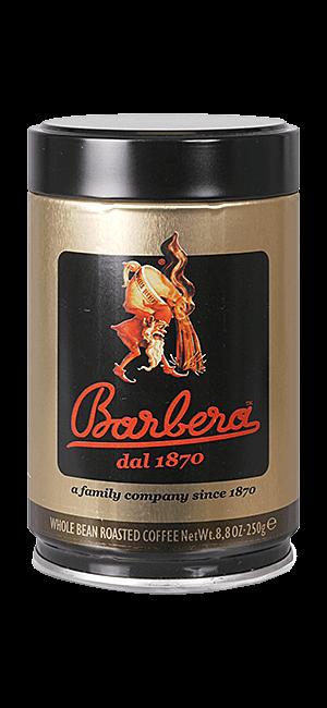 Barbera Classica Bohnen 250g Dose