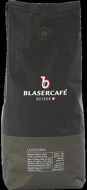 Blaser Cafe Lussuria Bohnen 1kg