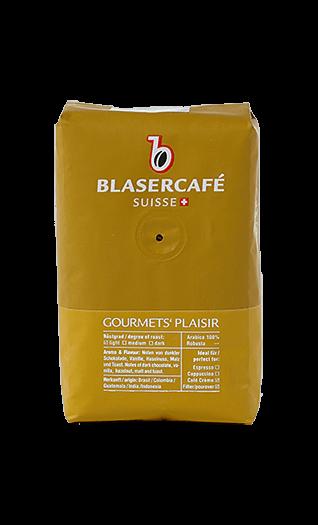 Blasercafe Gourmets Plaisir Bohnen 250g