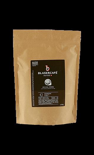 Blasercaffe Marrone Pads 20 Stück