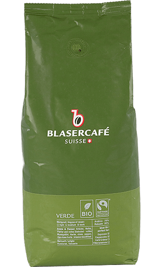 Blaser Cafe Verde BIO Fairtrade 1000g Bohnen