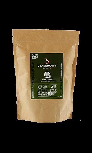 Blaser Cafe Verde BIO Fairtrade Pads 20 Stück