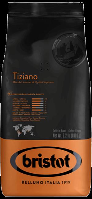 Bristot Tiziano Bohnen 1kg