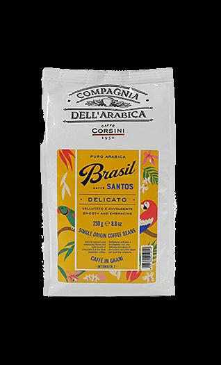 Caffe Corsini Caffe Brasil Santos Bohnen 250g