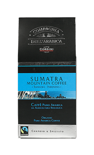 Caffe Corsini GAYO Mountain BIO Fairtrade gemahlen 250g