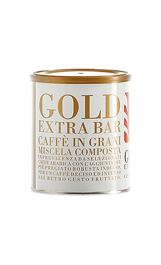 Caffè del Faro Gold Extra Bar Beans 8.82oz Tin