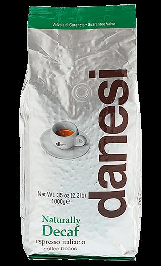 Danesi Caffe Decaffeinato Bohnen 1kg