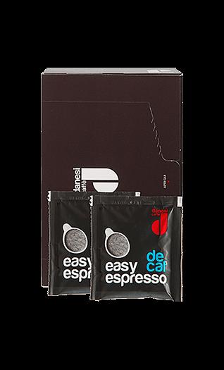 Danesi Caffe Easy Espresso Decaffeinato Pads 150 Stück