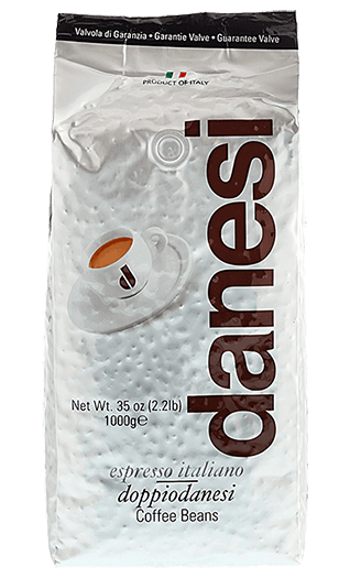 Danesi Caffe Doppio Bohnen 1kg
