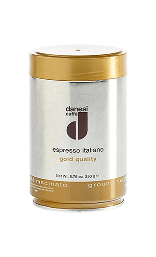Danesi ORO ground 8.82oz Tin