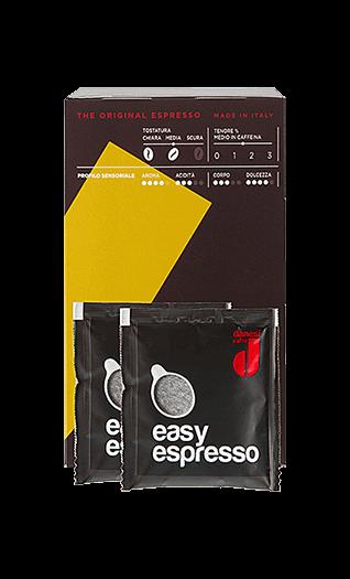 Danesi Easy Espresso Oro Pads 150 Stück
