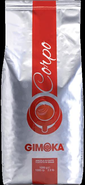 Gimoka Corpo Bohnen 1kg