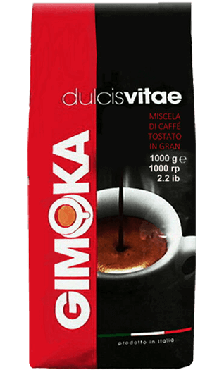 Gimoka Dulcis Vitae Bohnen 1kg