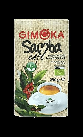 Gimoka Caffe Samba Bio gemahlen 250g