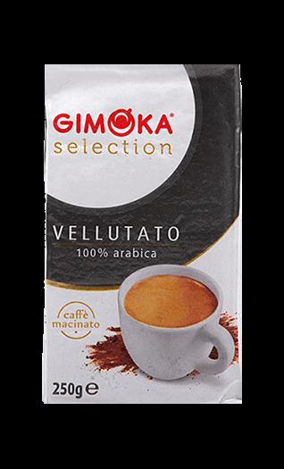 Gimoka Caffe Vellutato gemahlen 250g