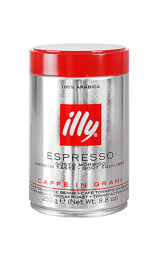 Illy Caffe N Bohnen 250g Dose