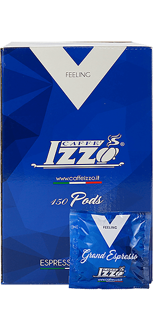 Izzo Napoletano Silver Pads 150 Stück