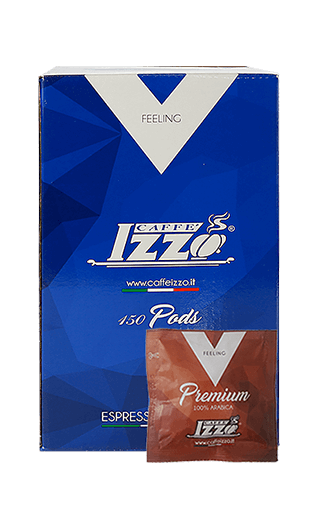 Izzo Arabica Gold 150 Pods