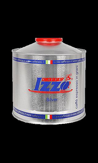 Izzo Caffe Napoletano Silver Bohnen 1kg Dose