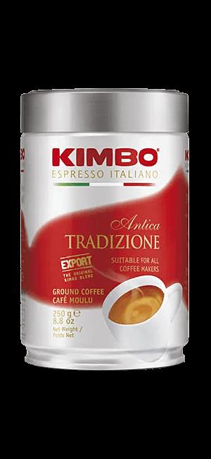 Kimbo Antica Tradizione gemahlen 250g