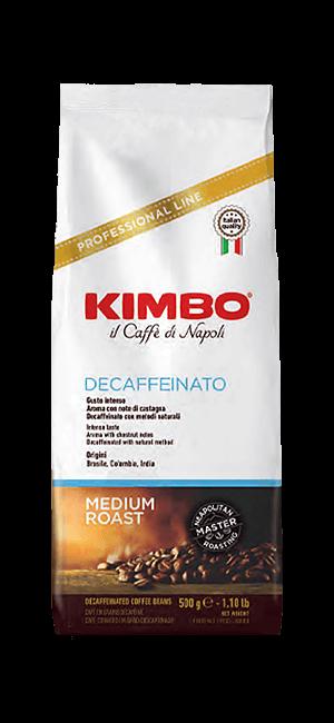 Kimbo Decaffeinato Bohnen 500g
