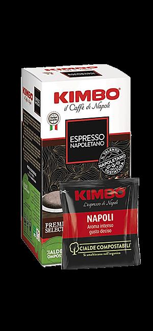 Kimbo Napoletano Pads 18 Stück