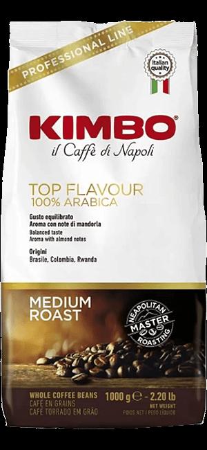 Kimbo Top Flavour Bohnen 1kg