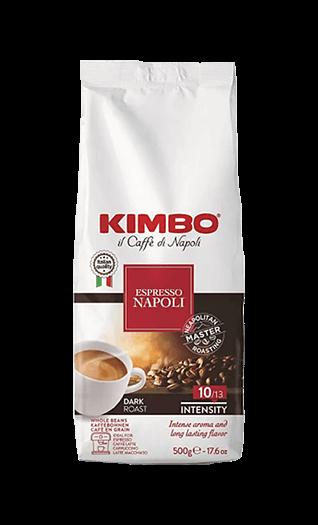 Kimbo Caffe Napoletano Bohnen 500g