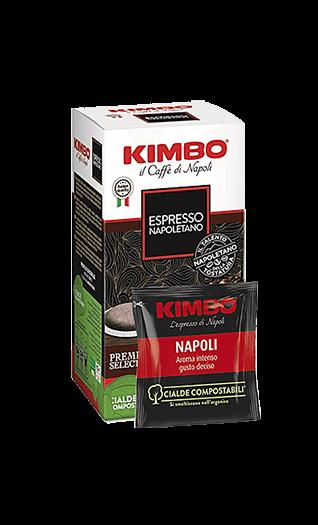 Kimbo Caffe Napoletano Pads 18 Stück