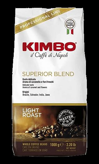 Kimbo Caffe Superior Blend Bohnen 1kg