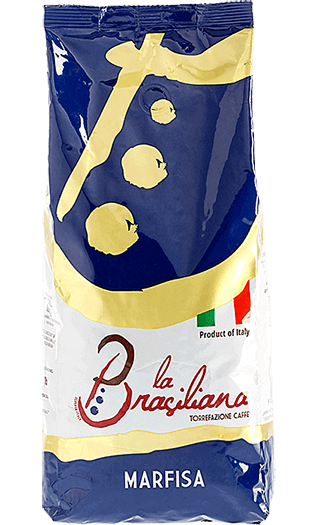 La Brasiliana Caffe Marfisa Bohnen 1kg
