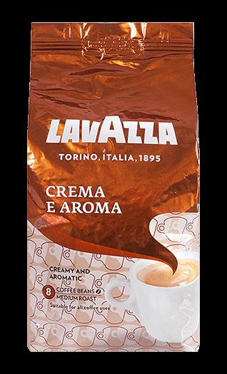 Lavazza Crema e Aroma Bohnen 1kg
