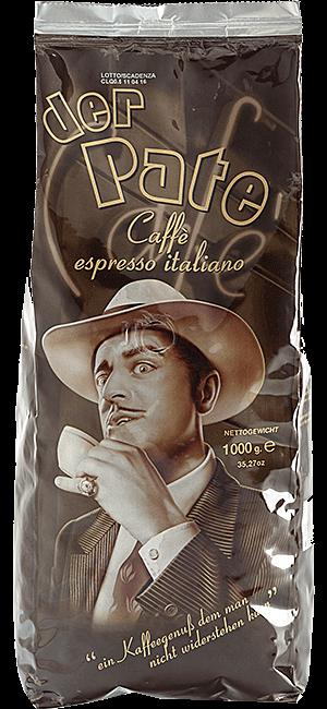 Lucaffe der Pate Bohnen 1kg