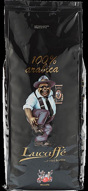 Lucaffe Mr. Exclusive 100% Arabica Bohnen 1kg