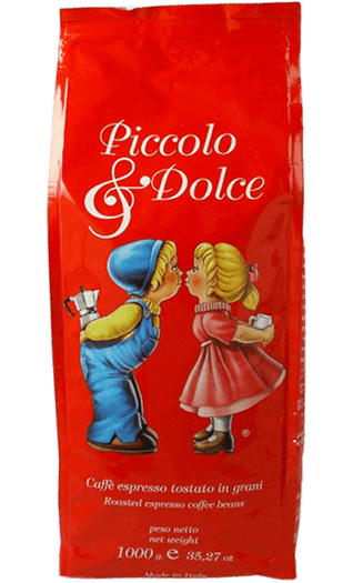 Lucaffe Piccolo & Dolce 35.27oz Beans