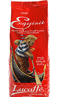 Lucaffe Caffe Exquisit Bohnen 1kg