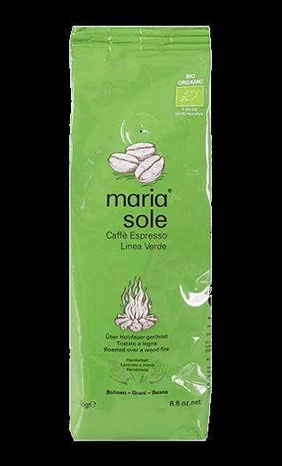 MariaSole Caffe LineaVerde BIO Bohnen 250g
