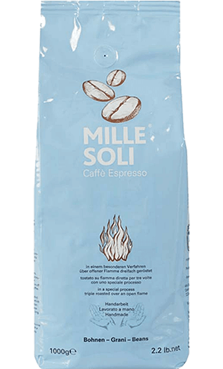 MilleSoli Espresso Bohnen 1kg