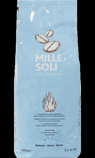MilleSoli Caffe Espresso Bohnen 1kg