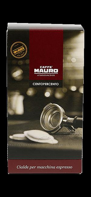 Mauro Centopercento Pads 18 Stück