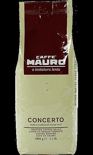 Mauro Espresso Concerto Bohnen 1kg