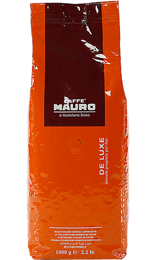 Mauro Kaffee De Luxe Bohnen 1kg