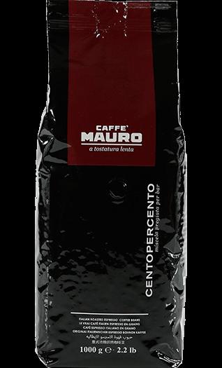 Mauro Kaffee Centopercento Bohnen 1kg