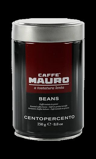 Mauro Kaffee Centopercento Bohnen 250g Dose