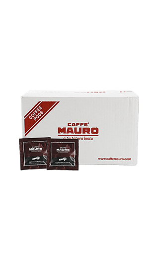 Mauro Caffe Centopercento Pads 150 Stück