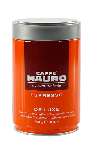 Mauro Caffe Deluxe gemahlen 250g Dose