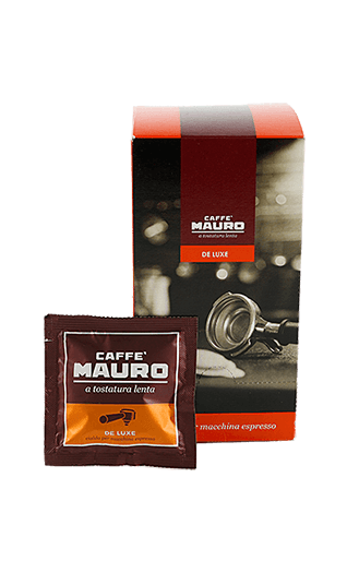 Mauro Caffe Deluxe Pads 18 Stück