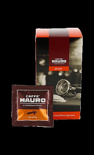 Mauro Espresso Deluxe Pads 18 Stück